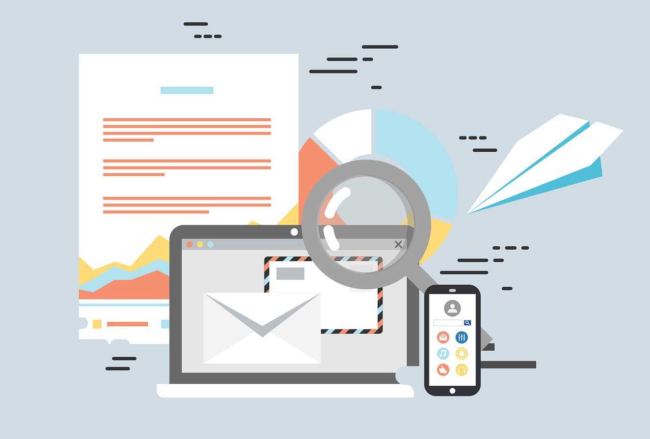 Increase Website Traffic - email marketing