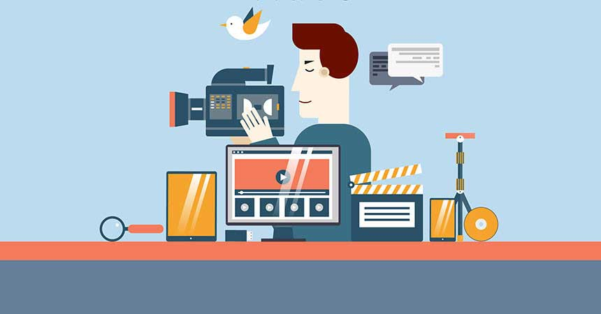Increase Website Traffic - video marketing