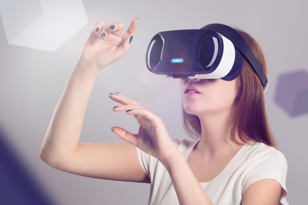 Age-of-virtual-reality