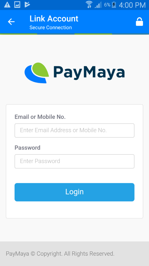 Get Refer Earn Paymaya Digital Wallet in Messenger