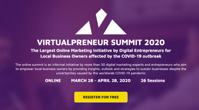 Virtual Summit for Business Affected by Covid 19